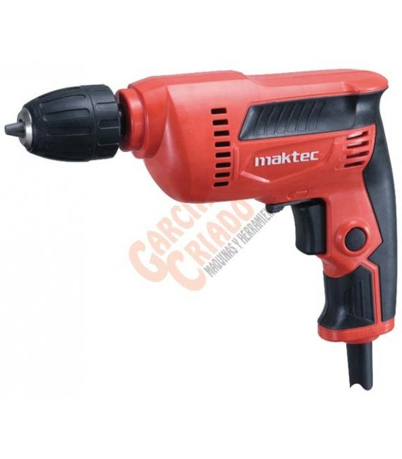 Taladro 450W 10mm Maktec MT607