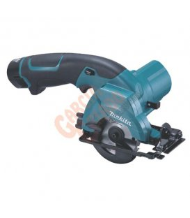 Sierra circular 85mm 10,8V Litio-ion Makita HS300DWE