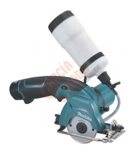 Cortador de diamante 85mm 10,8V Litio-ion Makita CC300DWE