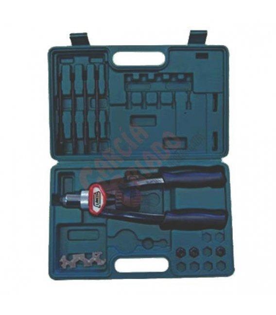 Remachadora manual insertos M3 a M8 HRG0733