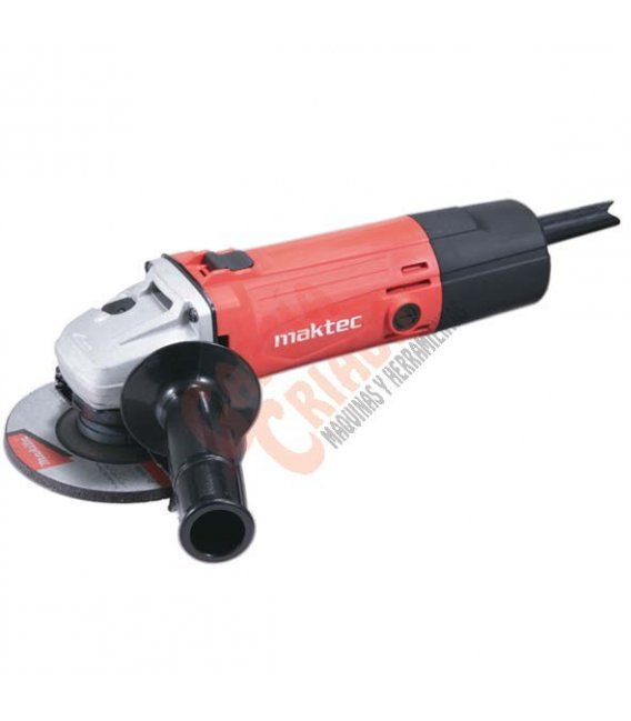Miniamoladora 570W 115mm Maktec MT962