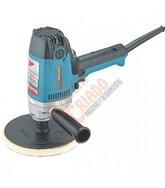 Pulidora de disco 180mm Makita PV7000C