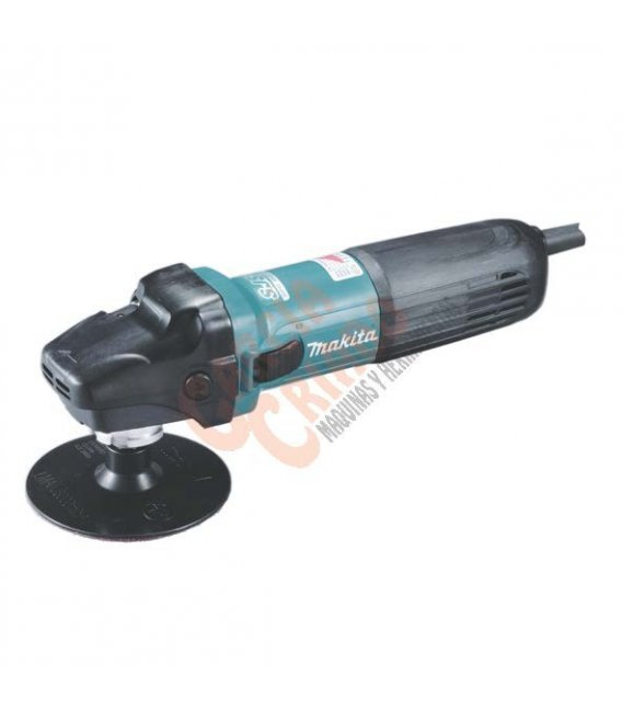 Lijadora de disco 125mm Makita SA5040C