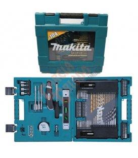 Set de accesorios Makita 104 piezas D31778