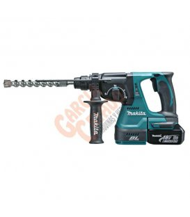 Martillo ligero 18V Litio-ion Makita BHR242RFE