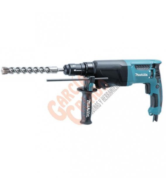 Martillo ligero 26mm Makita HR2610T