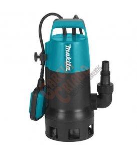 Bomba sumergible 1100W Aguas sucias Makita PF1010