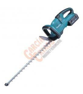 Cortasetos 36V Litio-ion Makita UH650DWBE