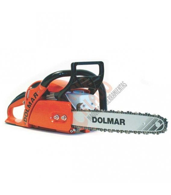 Motosierra gasolina 50CC 45cm Dolmar PS50045