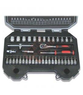 Juego llaves 1/4 40 piezas B40M