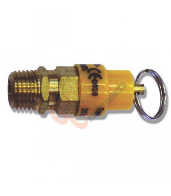 Valvula de seguridad 1/8 ZMT2025A24