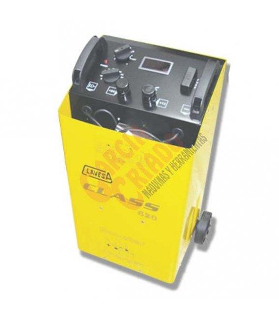 Arrancador y cargador de bateria Class 620 INV0620