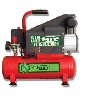 Compresor 1,5cv 6lt Mito MTA1506S