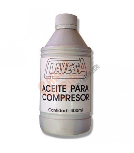Aceite especial para compresor ACECOMP