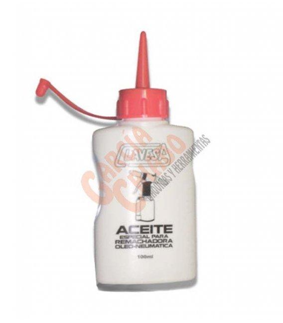 Aceite especial remachadoras oleoneumaticas ACEREM