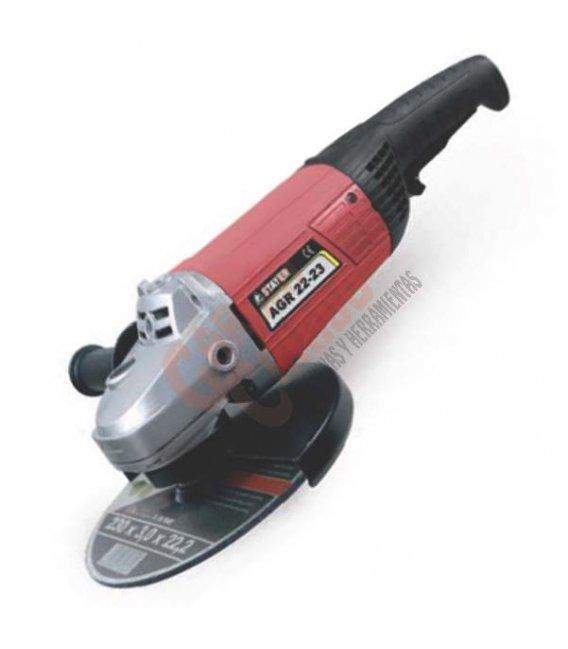 Amoladora angular 2200W 230mm Stayer AGR2223