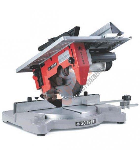 Ingleteadora motor induccion diametro disco 254mm Stayer SC291W