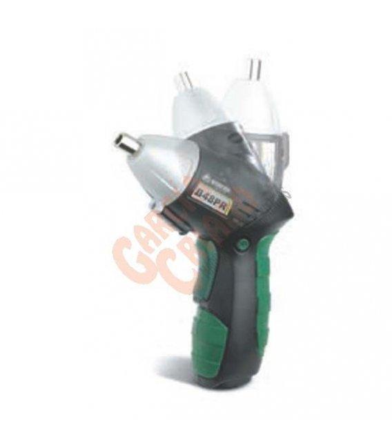 Atornillador a batería 4,8V Stayer B48PRK
