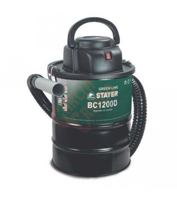 Aspirador de cenizas 1200W Stayer BC1200D