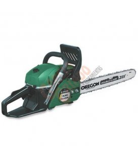 Motosierra gasolina 49,3cc 45cm Stayer OLMOG3450B