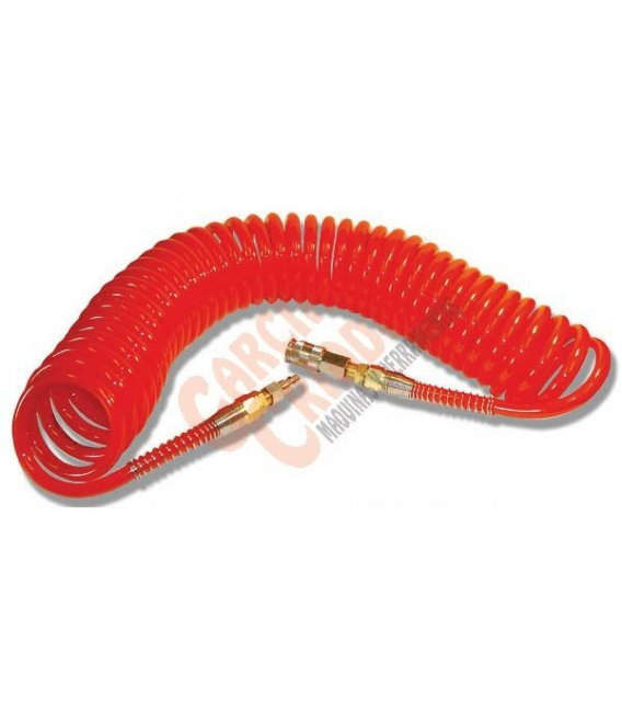 Manguera en espiral 9mts 12mm TW081209