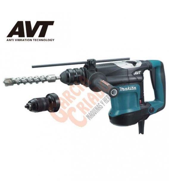 Martillo combinado AVT 32mm Makita HR3210FCT