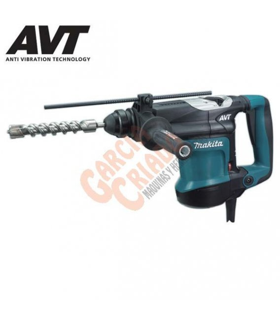 Martillo Combinado AVT 32mm Makita HR3210C