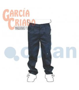 Pantalón de Trabajo Azul Marino Cofan 110003