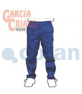 Pantalón de Trabajo Azul Claro Cofan 110002