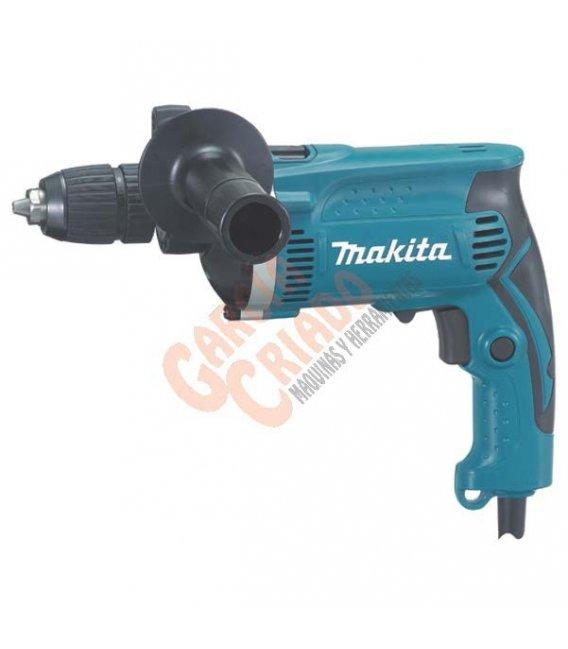 Taladro percutor 710W 13mm Makita HP1631K