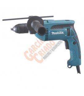 Taladro percutor 680W 13mm Makita HP1641FK