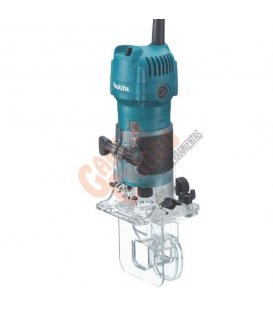 Fresadora 6mm Makita 3710