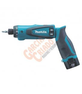 Atornillador recto 7,2V Litio-ion Makita DF010DSE