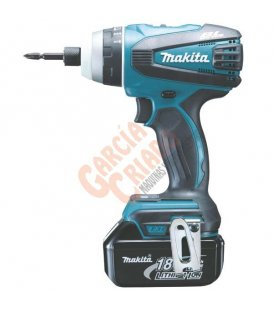 Taladro multifunción 18V Litio-ion Makita BTP141RFE
