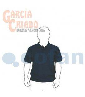 Polo Tejido de Punto Azul Marino Cofan 11003003