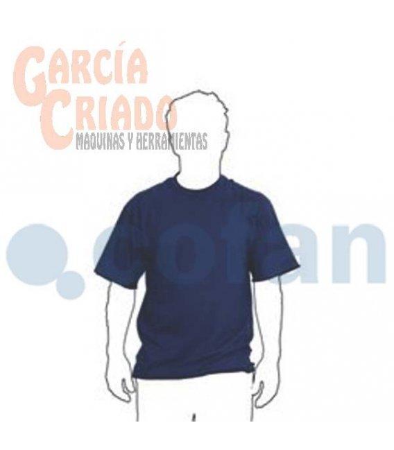 Camisetas Tejido de Punto Azul Marino Cofan 11003006