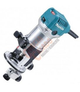 Fresadora 6 y 8mm Makita RT0700C