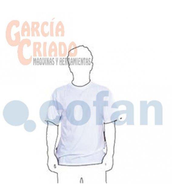 Camisetas Tejido de Punto Blanco Cofan 11003007