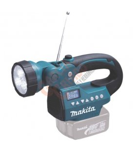 Radio Linterna 14,4/18V Litio-ion Makita BMR050