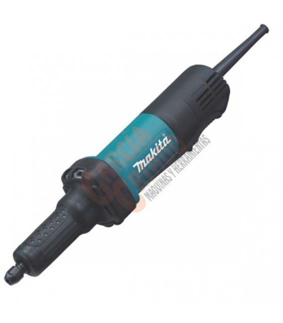 Amoladora recta 400W 6mm Makita GD0600