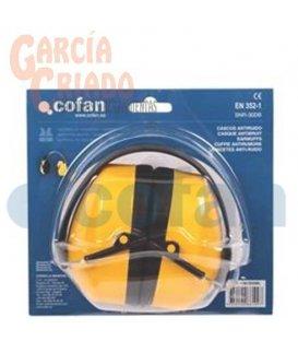 Cascos Antiruido SNR30db Blister Cofan 11000039BL