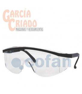 Gafas de protección Modelo Standard EN166F Cofan 11000024
