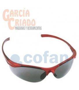 Gafas de protección Modelo Roja EN166F Cofan 11000321