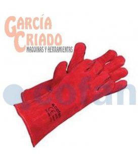 Guantes de Soldador Rojo 12 pares Cofan 11000069