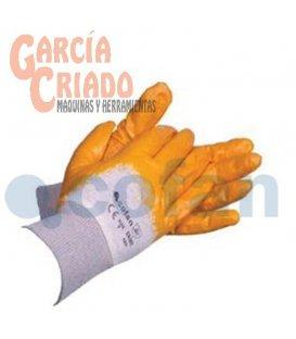 Guantes de Nitrilo Amarillos 12 pares Cofan 11000094