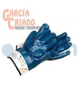 Guantes de Nitrilo Americano Azul 12 pares Cofan 11000007