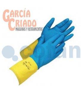 Guantes de látex bicolor 12 pares Cofan 11000169
