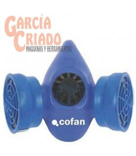 Máscara de Silicona ( sin filtros) Cofan 11000026