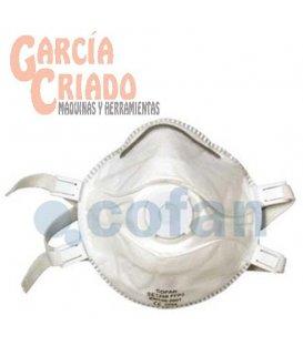Mascarilla con Filtro FFP3D 5 unidades Cofan 11000103