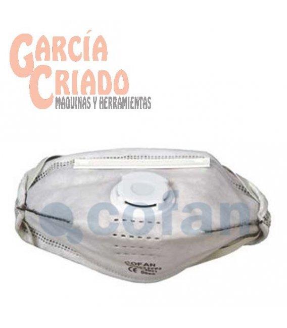 Mascarilla Carbono FFP2D EN 149 20 unidades Cofan 11000063